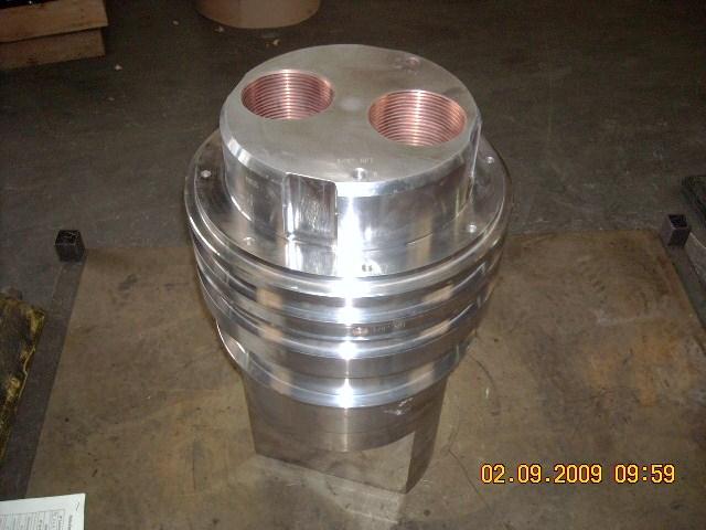BODY DUAL TUBING HGR SSMC 13